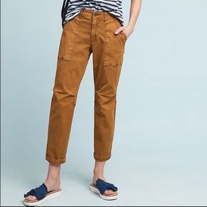 Anthropologie The Wanderer Utility Pants